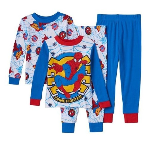 528220f6a3b3 Marvel Pajamas